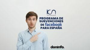 subvenciones de Facebook