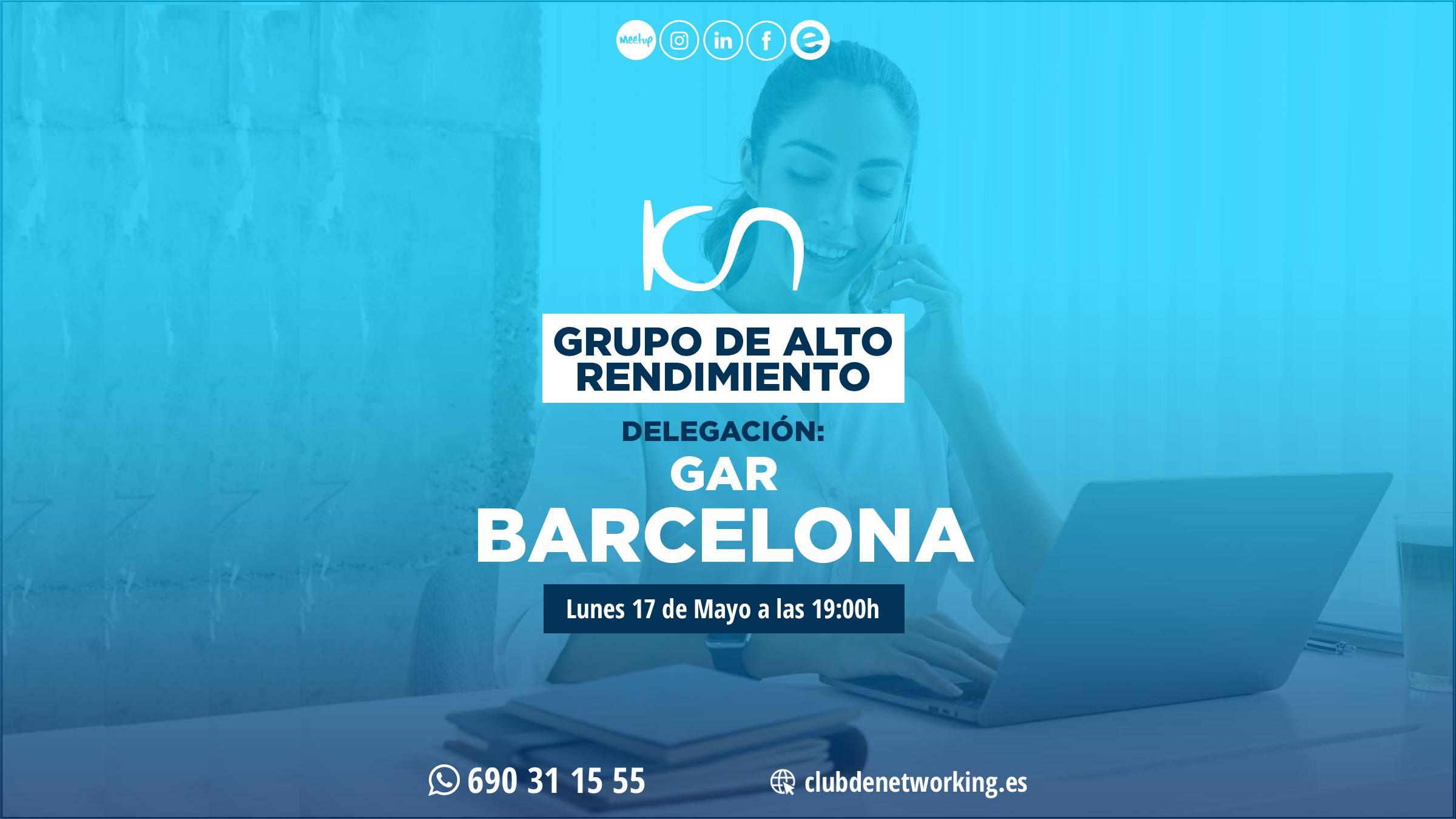 gar barcelona 17 de mayo
