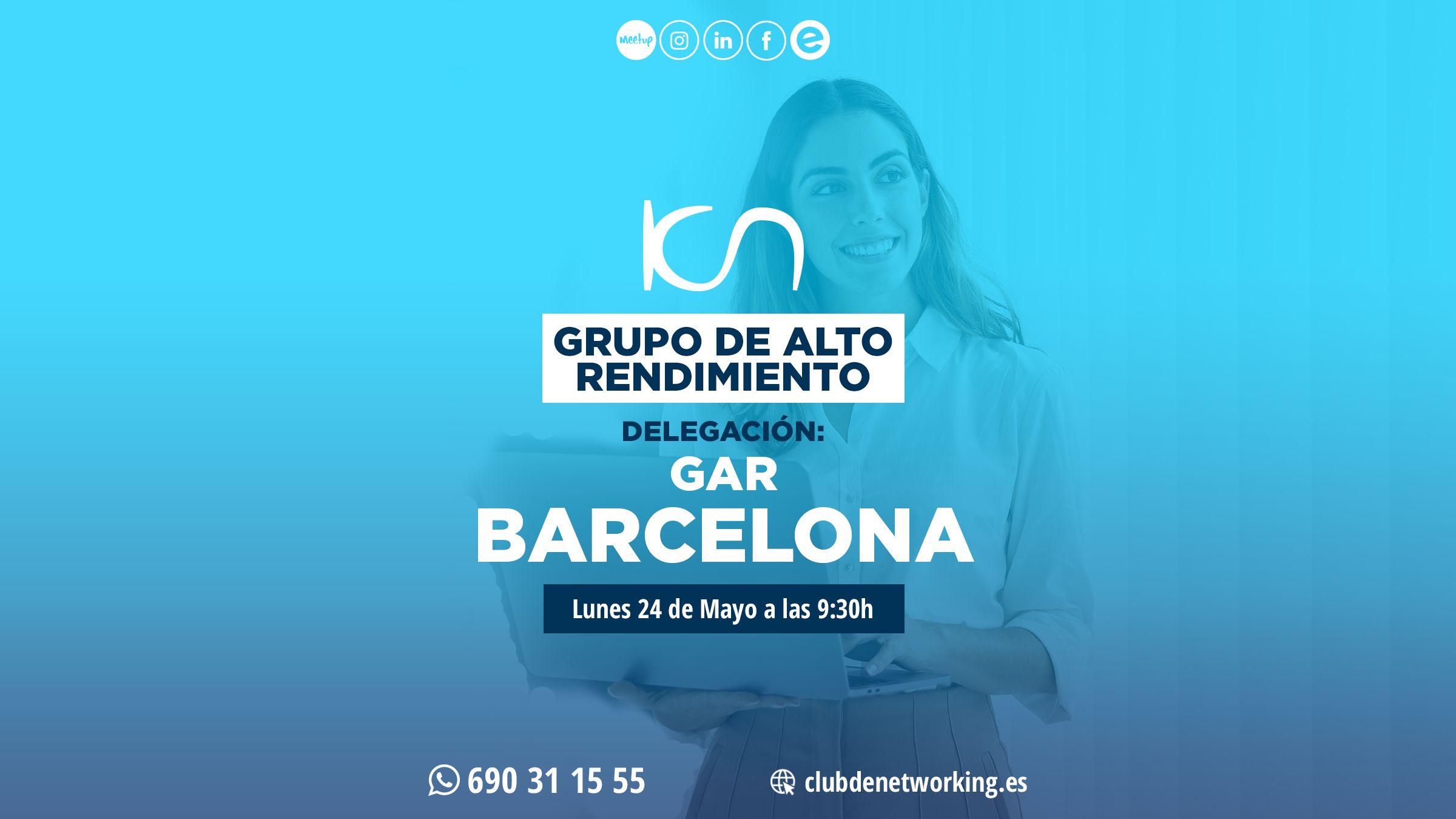 gar barcelona 24 de mayo