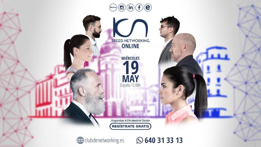 speed networking 19 de mayo