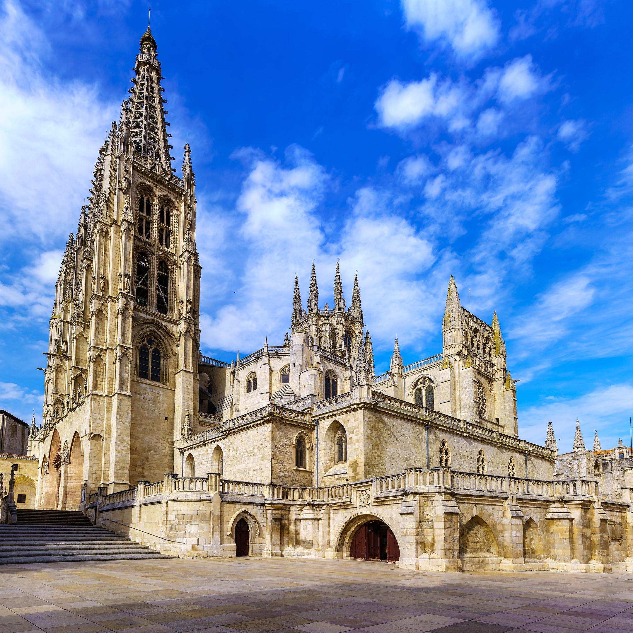 gothic cathedral burgos c - Burgos - networking coworking emprededores empresarios