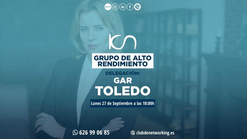 gar 27 09 TOLEDO W 1024x576 - GAR Toledo - networking coworking emprededores empresarios