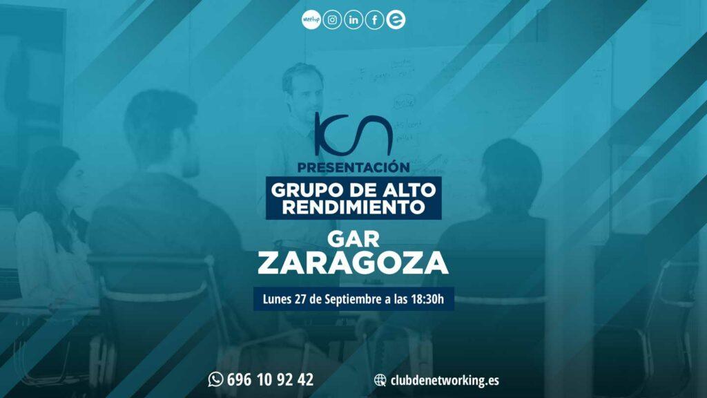gar zaragoza 1024x576 - GAR Zaragoza - networking coworking emprededores empresarios