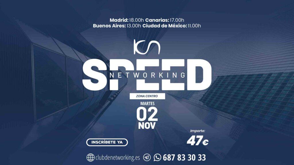 speed 02 11 CENTRO 1024x576 - GAR Valencia Norte - networking coworking emprededores empresarios