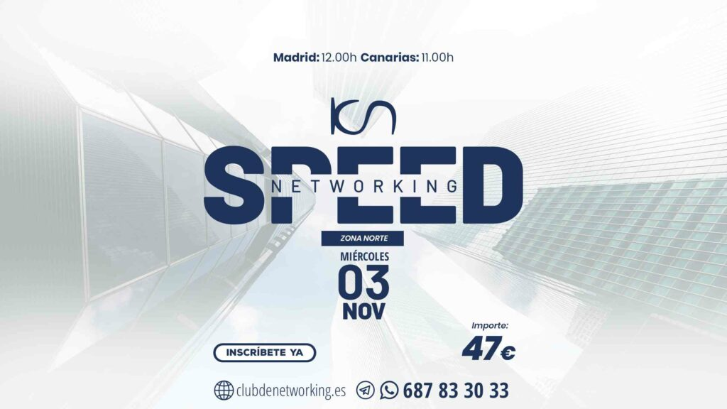 speed 03 11 NORTE 1024x576 - GAR Valencia Norte - networking coworking emprededores empresarios