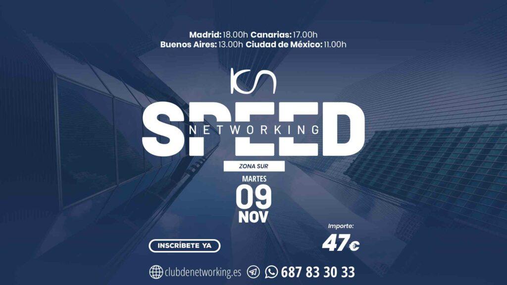 speed 09 11 SUR 1024x576 - GAR Valencia Norte - networking coworking emprededores empresarios